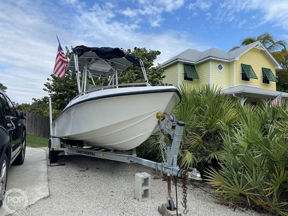 2004 Paramount boat for sale, model of the boat is 21 Super Fisherman & Image # 16 of 40