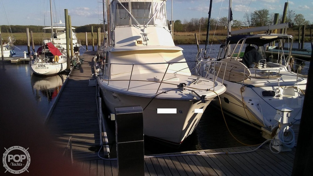 1969 Hatteras boat for sale, model of the boat is 38 Sport Fish & Image # 5 of 28
