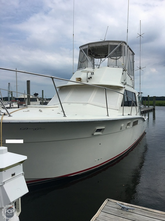 1969 Hatteras boat for sale, model of the boat is 38 Sport Fish & Image # 15 of 28