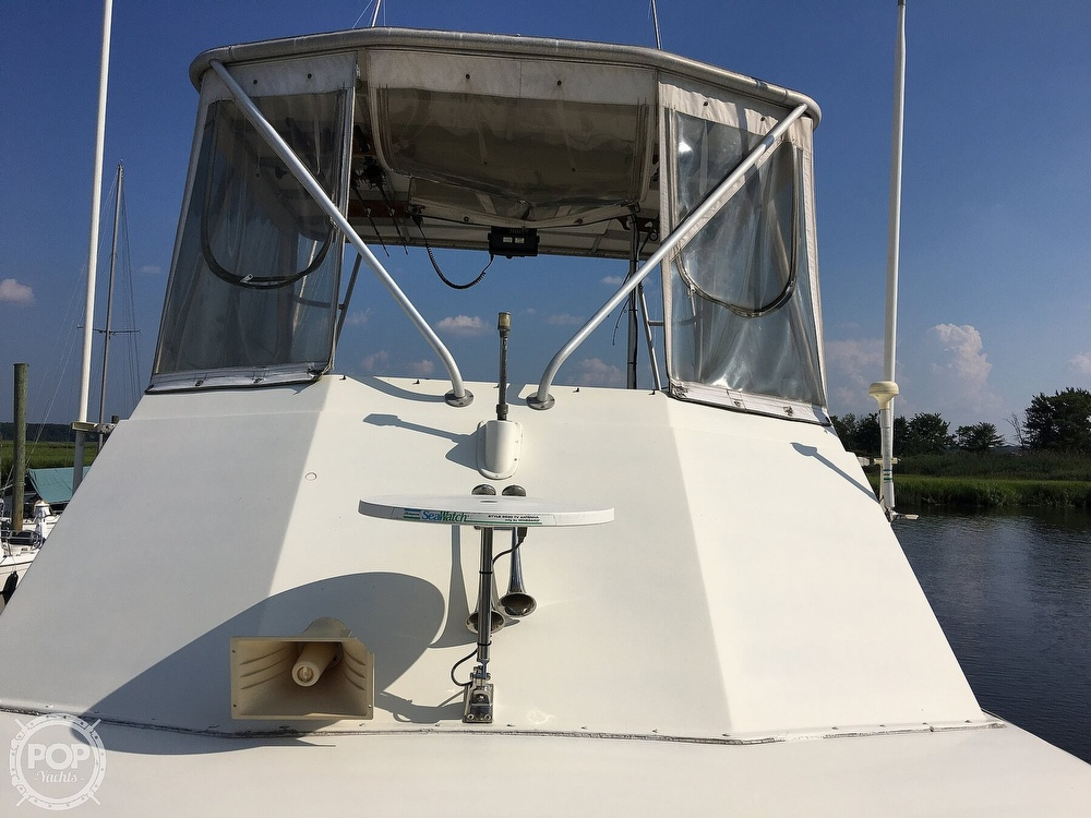 1969 Hatteras boat for sale, model of the boat is 38 Sport Fish & Image # 21 of 28