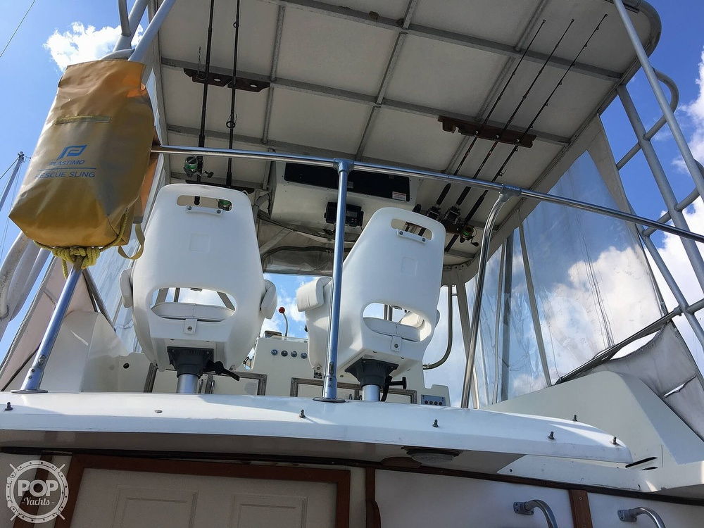 1969 Hatteras boat for sale, model of the boat is 38 Sport Fish & Image # 22 of 28