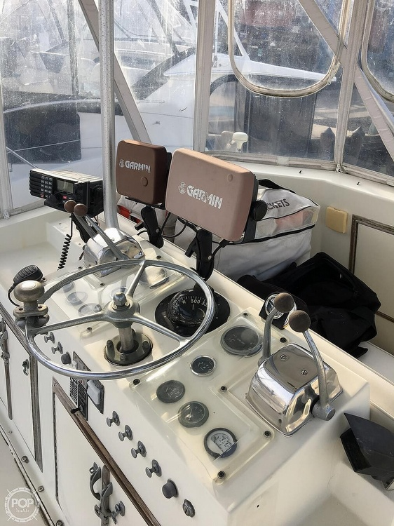 1969 Hatteras boat for sale, model of the boat is 38 Sport Fish & Image # 23 of 28