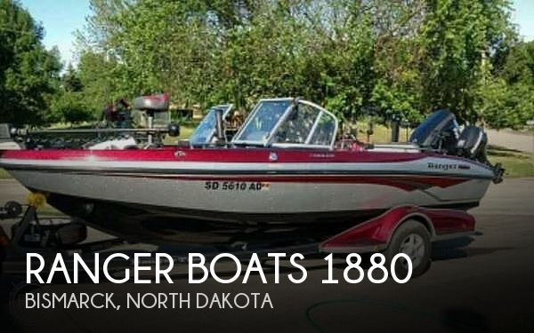 Used Boats For Sale in North Dakota by owner | 2017 Ranger Boats Angler 1880