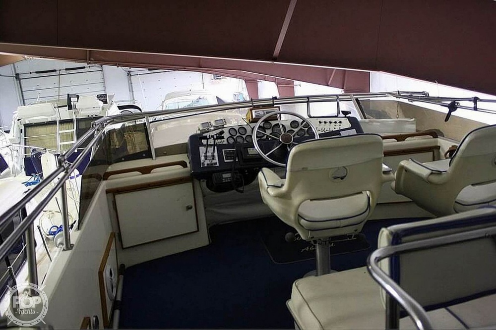 1984 Sea Ray boat for sale, model of the boat is 360 Aft Cabin & Image # 6 of 22