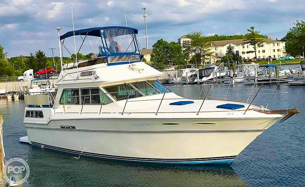 1984 Sea Ray boat for sale, model of the boat is 360 Aft Cabin & Image # 3 of 22
