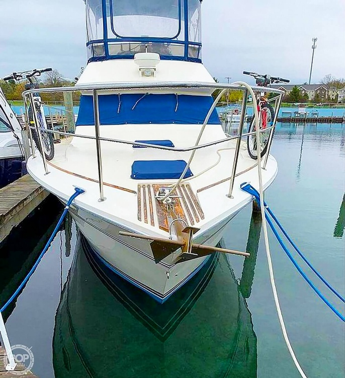 1984 Sea Ray boat for sale, model of the boat is 360 Aft Cabin & Image # 5 of 22
