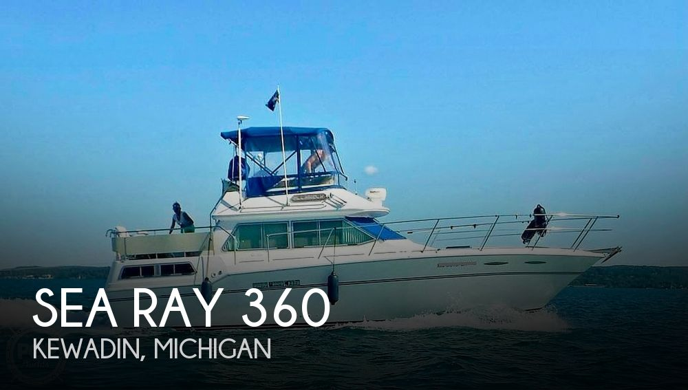 1984 Sea Ray boat for sale, model of the boat is 360 Aft Cabin & Image # 1 of 22