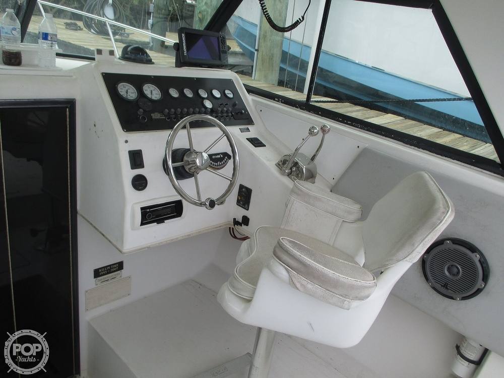 1993 Sportcraft boat for sale, model of the boat is Fisherman 270 & Image # 3 of 40