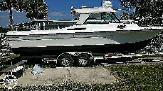 1993 Sportcraft boat for sale, model of the boat is Fisherman 272 & Image # 6 of 40