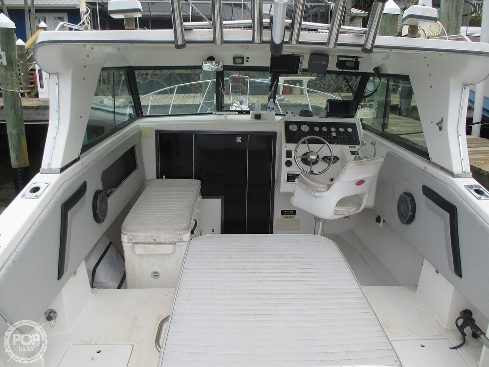 1993 Sportcraft boat for sale, model of the boat is Fisherman 270 & Image # 4 of 40