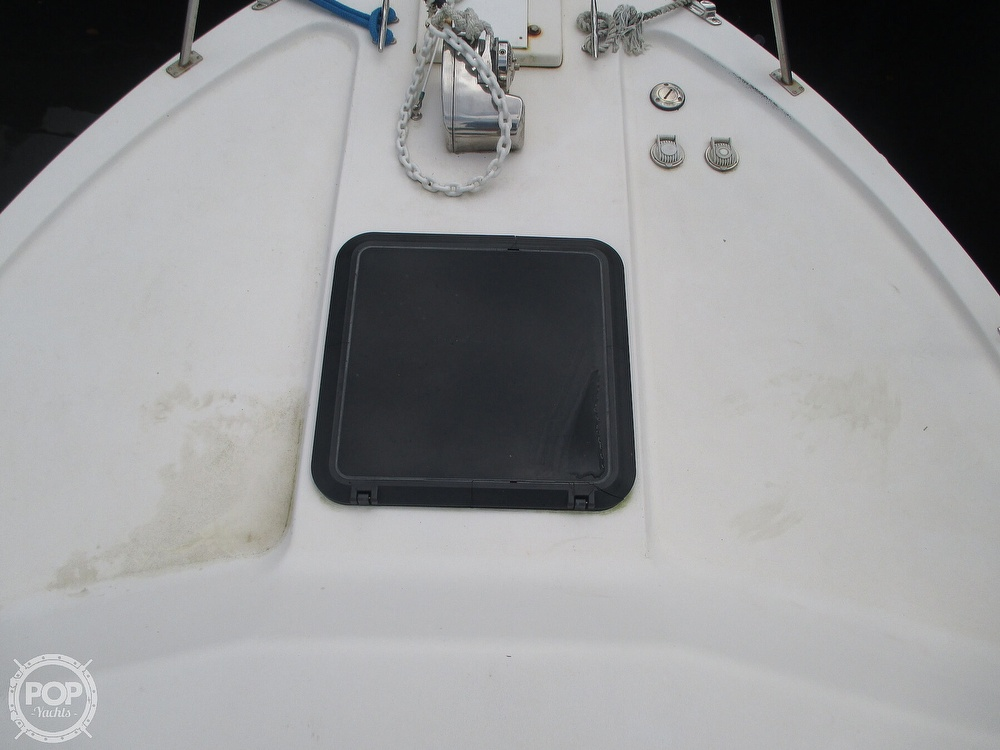 1993 Sportcraft boat for sale, model of the boat is Fisherman 270 & Image # 11 of 40