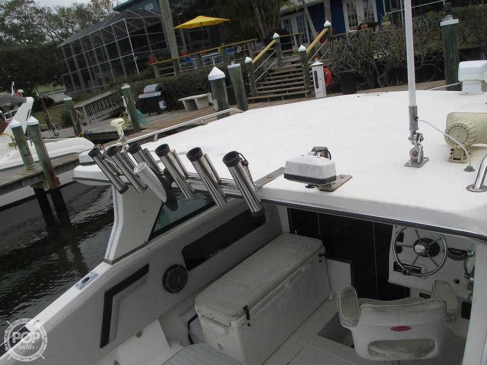 1993 Sportcraft boat for sale, model of the boat is Fisherman 270 & Image # 17 of 40