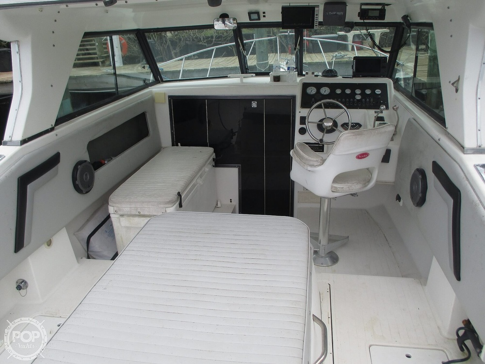 1993 Sportcraft boat for sale, model of the boat is Fisherman 270 & Image # 18 of 40