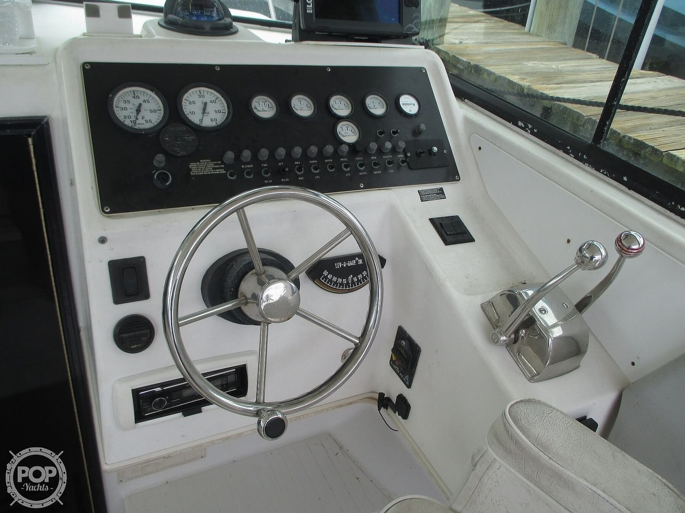 1993 Sportcraft boat for sale, model of the boat is Fisherman 270 & Image # 21 of 40