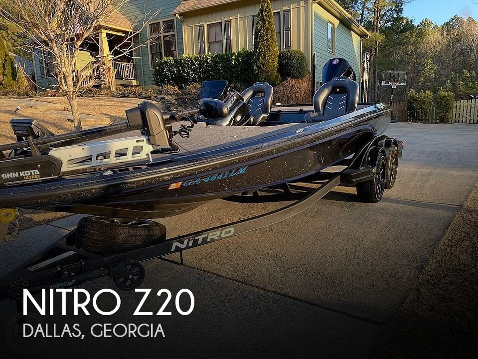 Used NITRO Boats For Sale by owner | 2019 Nitro Z20
