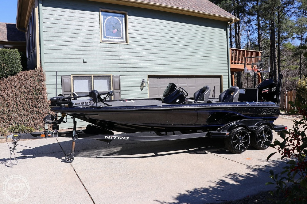 2019 Nitro boat for sale, model of the boat is Z20 & Image # 2 of 40
