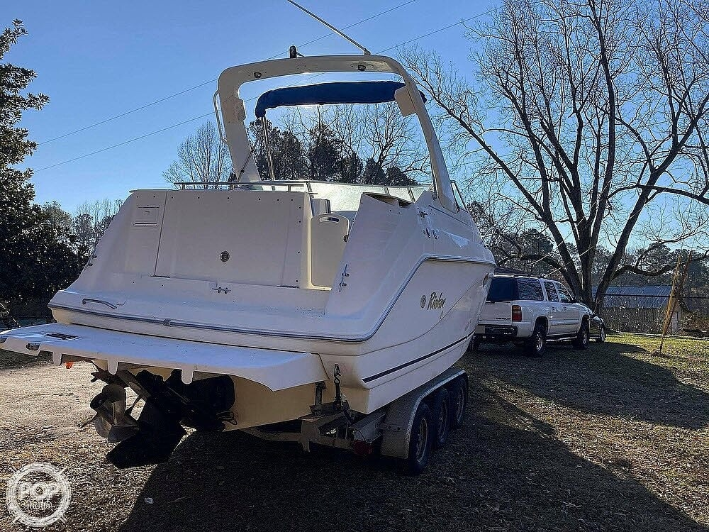 1999 Rinker boat for sale, model of the boat is Fiesta Vee 270 & Image # 6 of 40
