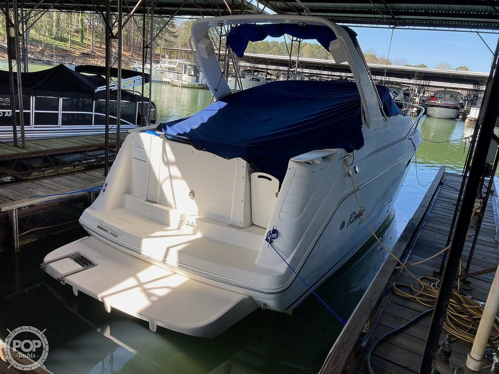 1999 Rinker boat for sale, model of the boat is Fiesta Vee 270 & Image # 17 of 40