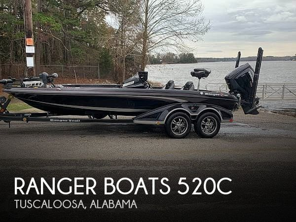 Used Boats For Sale in Birmingham, Alabama by owner | 2017 Ranger Boats 520c