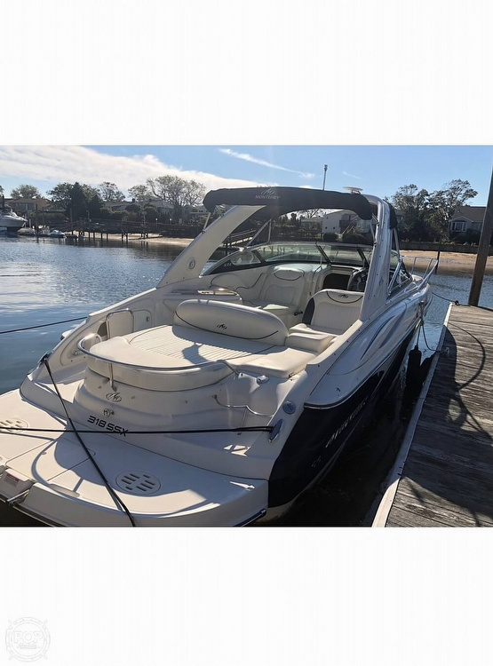 2008 Monterey boat for sale, model of the boat is 318 SSX & Image # 3 of 4