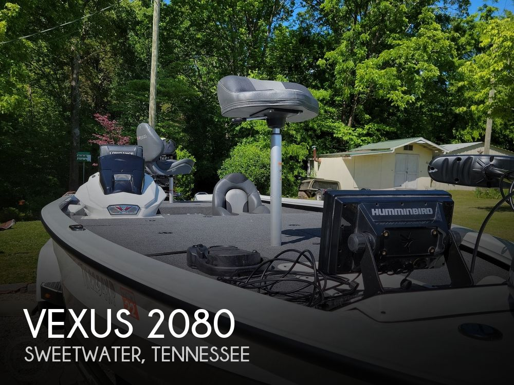 Used Boats For Sale in Knoxville, Tennessee by owner | 2019 Vexus 2080