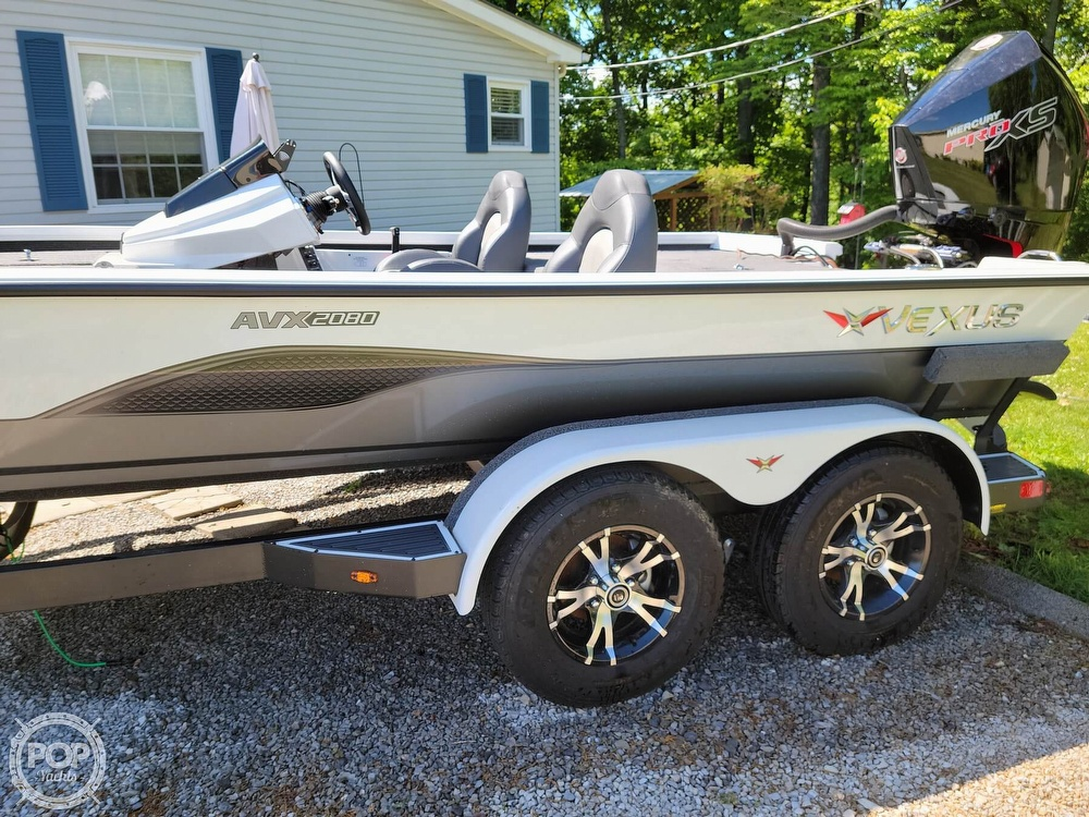 2019 Vexus boat for sale, model of the boat is AVX 2080 & Image # 4 of 40