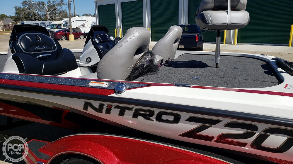2016 Nitro boat for sale, model of the boat is Z20 Pro & Image # 33 of 40