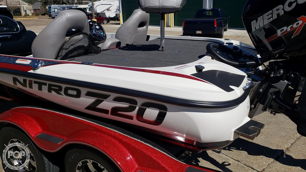 2016 Nitro boat for sale, model of the boat is Z20 Pro & Image # 32 of 40
