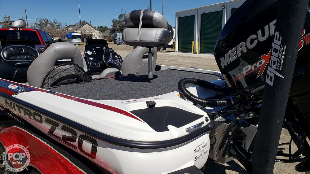 2016 Nitro boat for sale, model of the boat is Z20 Pro & Image # 31 of 40