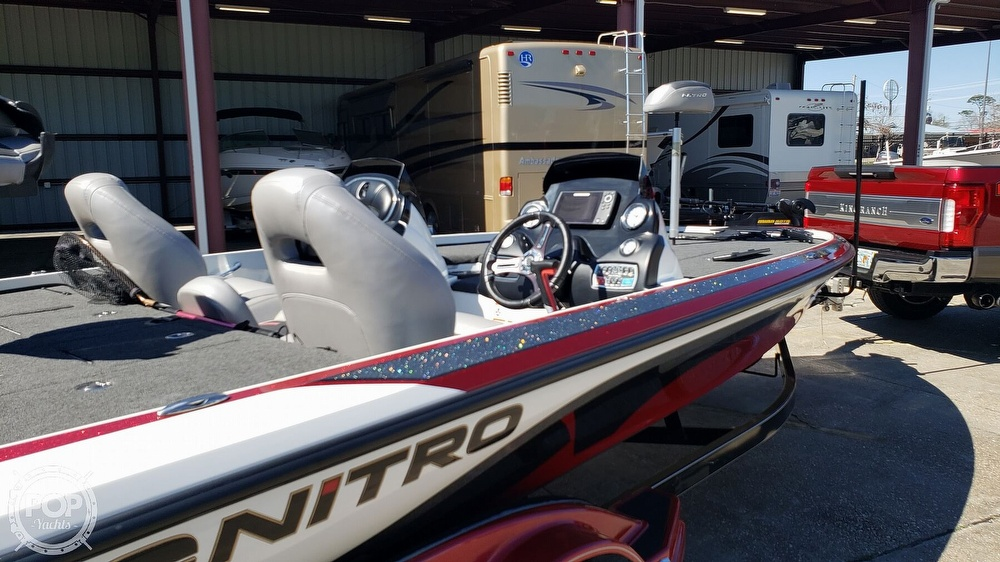 2016 Nitro boat for sale, model of the boat is Z20 Pro & Image # 16 of 40