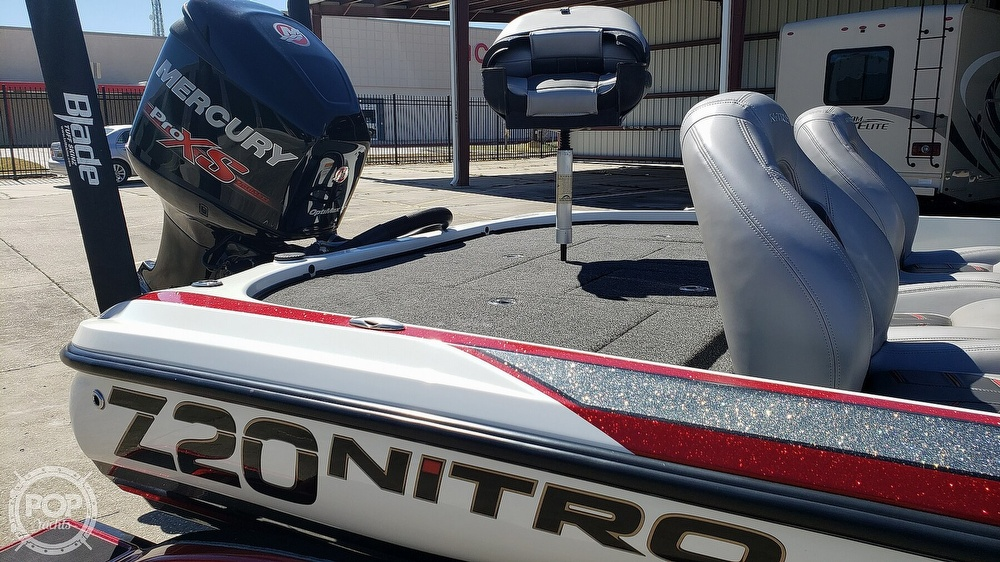 2016 Nitro boat for sale, model of the boat is Z20 Pro & Image # 13 of 40
