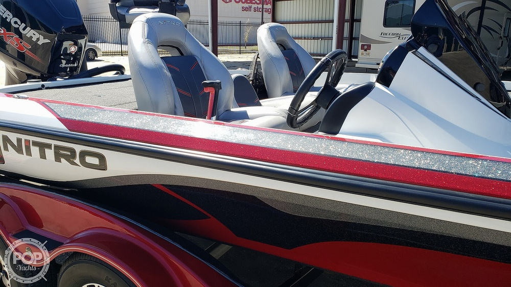 2016 Nitro boat for sale, model of the boat is Z20 Pro & Image # 12 of 40