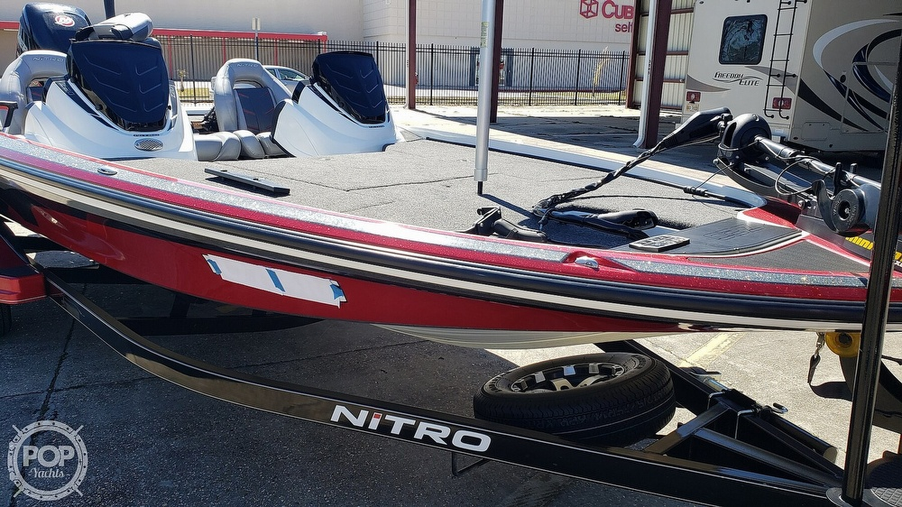 2016 Nitro boat for sale, model of the boat is Z20 Pro & Image # 7 of 40