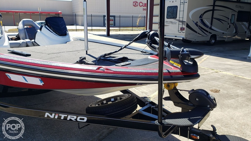 2016 Nitro boat for sale, model of the boat is Z20 Pro & Image # 6 of 40