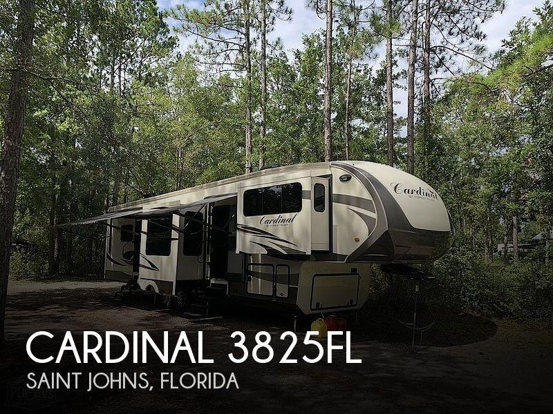 2016 Forest River Cardinal 3825FL
