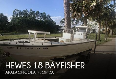 Used HEWES Boats For Sale by owner | 1996 Hewes 18 Bayfisher
