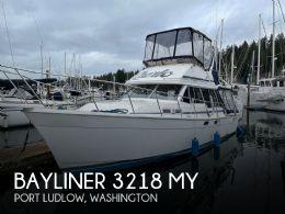 1988 Bayliner 3218 MY