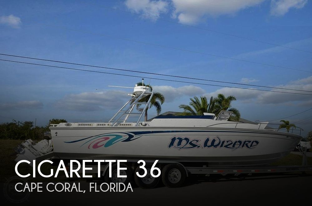 Used Cigarette Boats For Sale by owner | 1972 Cigarette 36