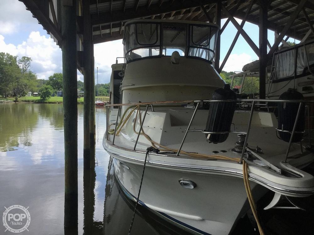 1988 Blue Water boat for sale, model of the boat is 54 MY & Image # 4 of 40