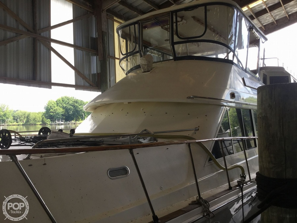 1988 Blue Water boat for sale, model of the boat is 54 MY & Image # 5 of 40