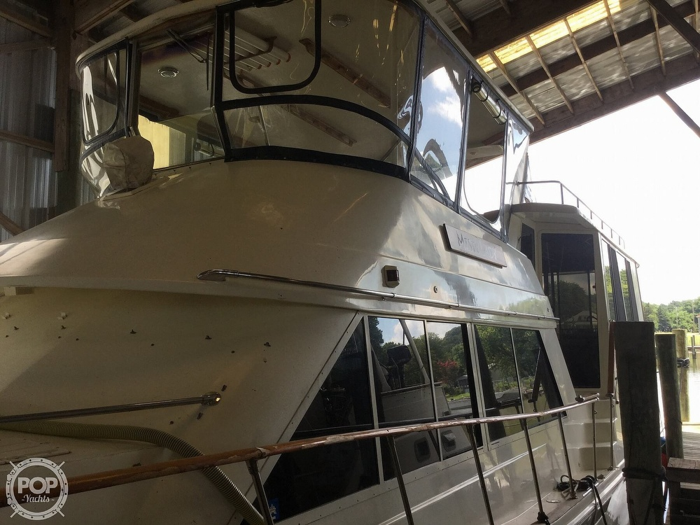 1988 Blue Water boat for sale, model of the boat is 54 MY & Image # 7 of 40