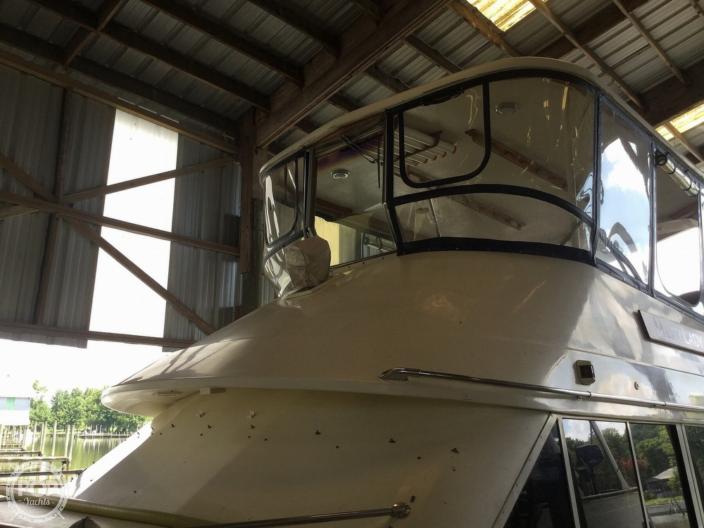 1988 Blue Water boat for sale, model of the boat is 54 MY & Image # 9 of 40
