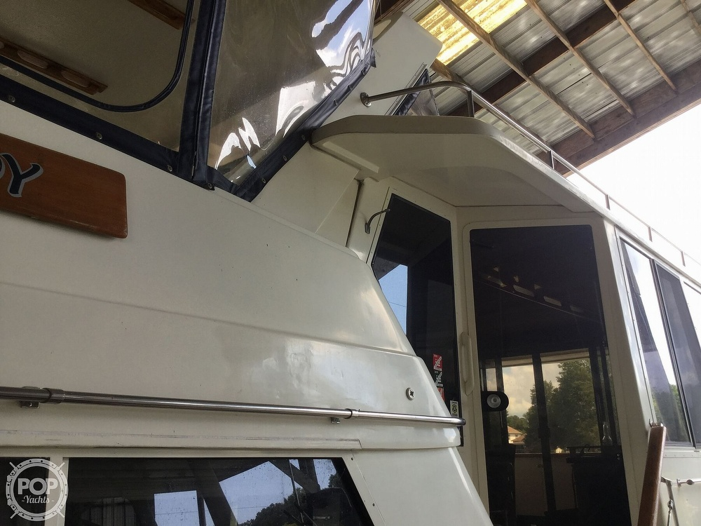 1988 Blue Water boat for sale, model of the boat is 54 MY & Image # 12 of 40