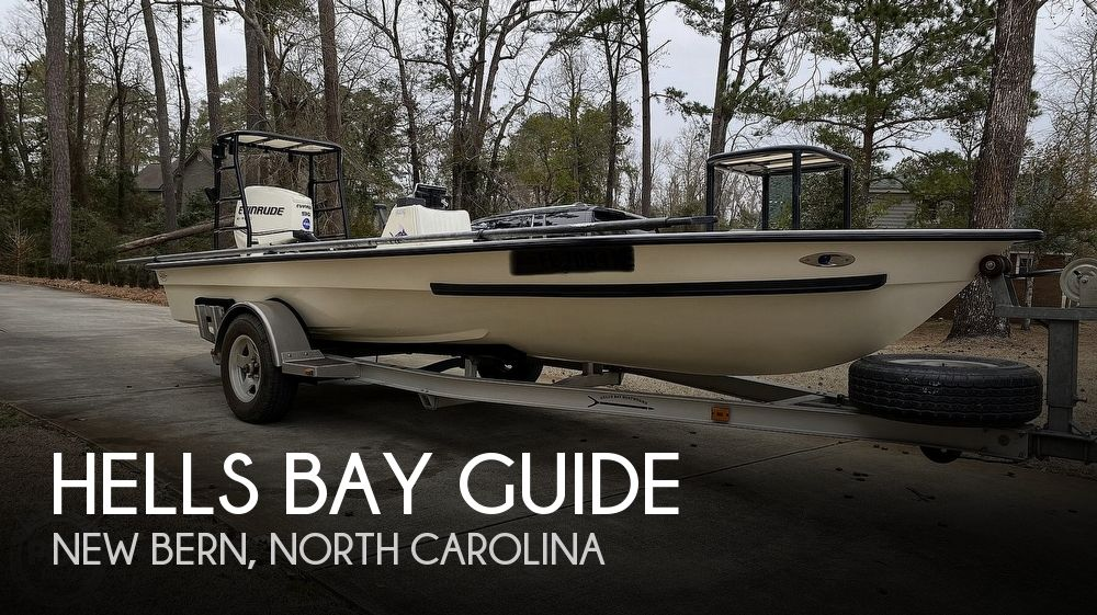 Used Hells Bay Boats For Sale by owner | 2005 18 foot Hells Bay Guide