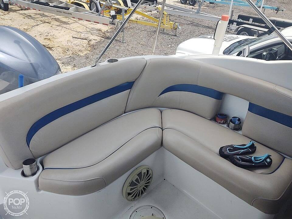 2013 Hurricane boat for sale, model of the boat is Sundeck 2400 & Image # 12 of 21