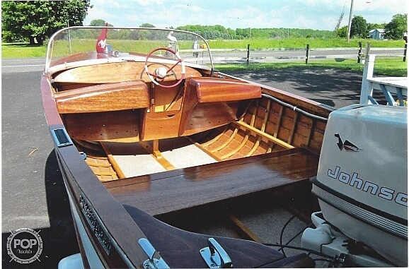 1958 Thompson boat for sale, model of the boat is 145 & Image # 5 of 34