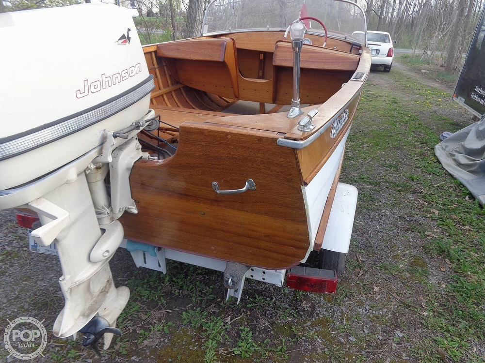 1958 Thompson boat for sale, model of the boat is 145 & Image # 9 of 34