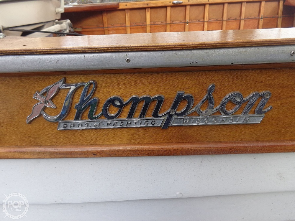 1958 Thompson boat for sale, model of the boat is 145 & Image # 10 of 34