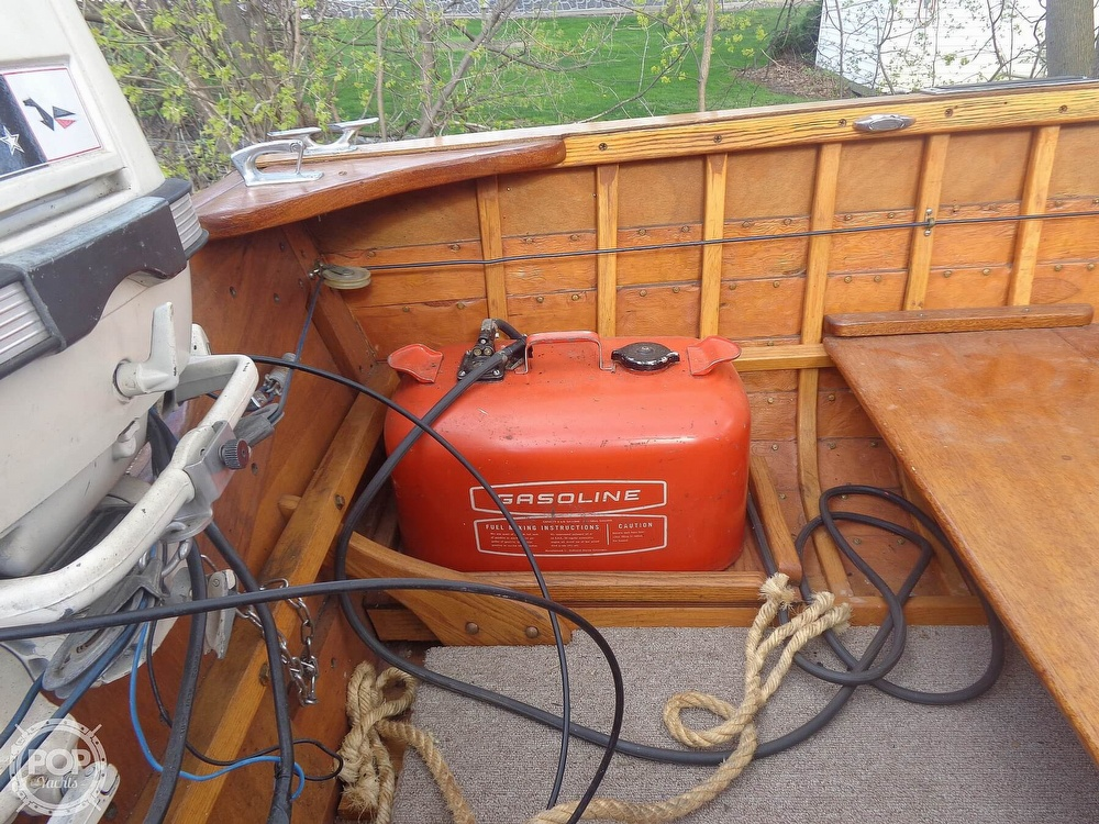 1958 Thompson boat for sale, model of the boat is 145 & Image # 12 of 34