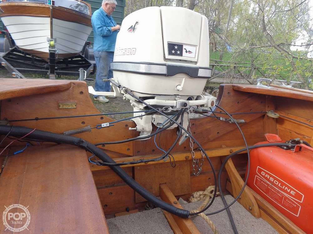 1958 Thompson boat for sale, model of the boat is 145 & Image # 13 of 34